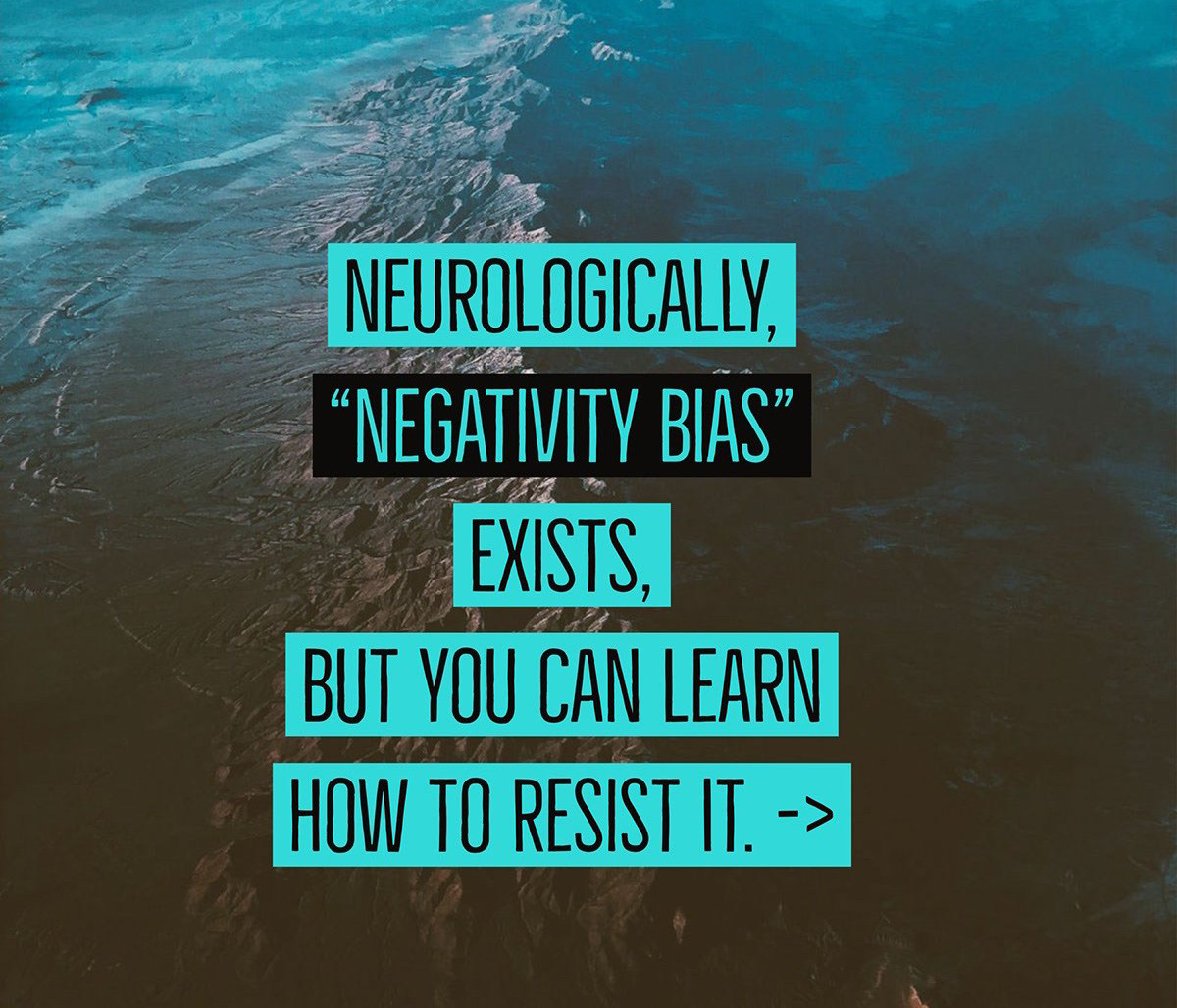 How to Scientifically Conquer Negativity
