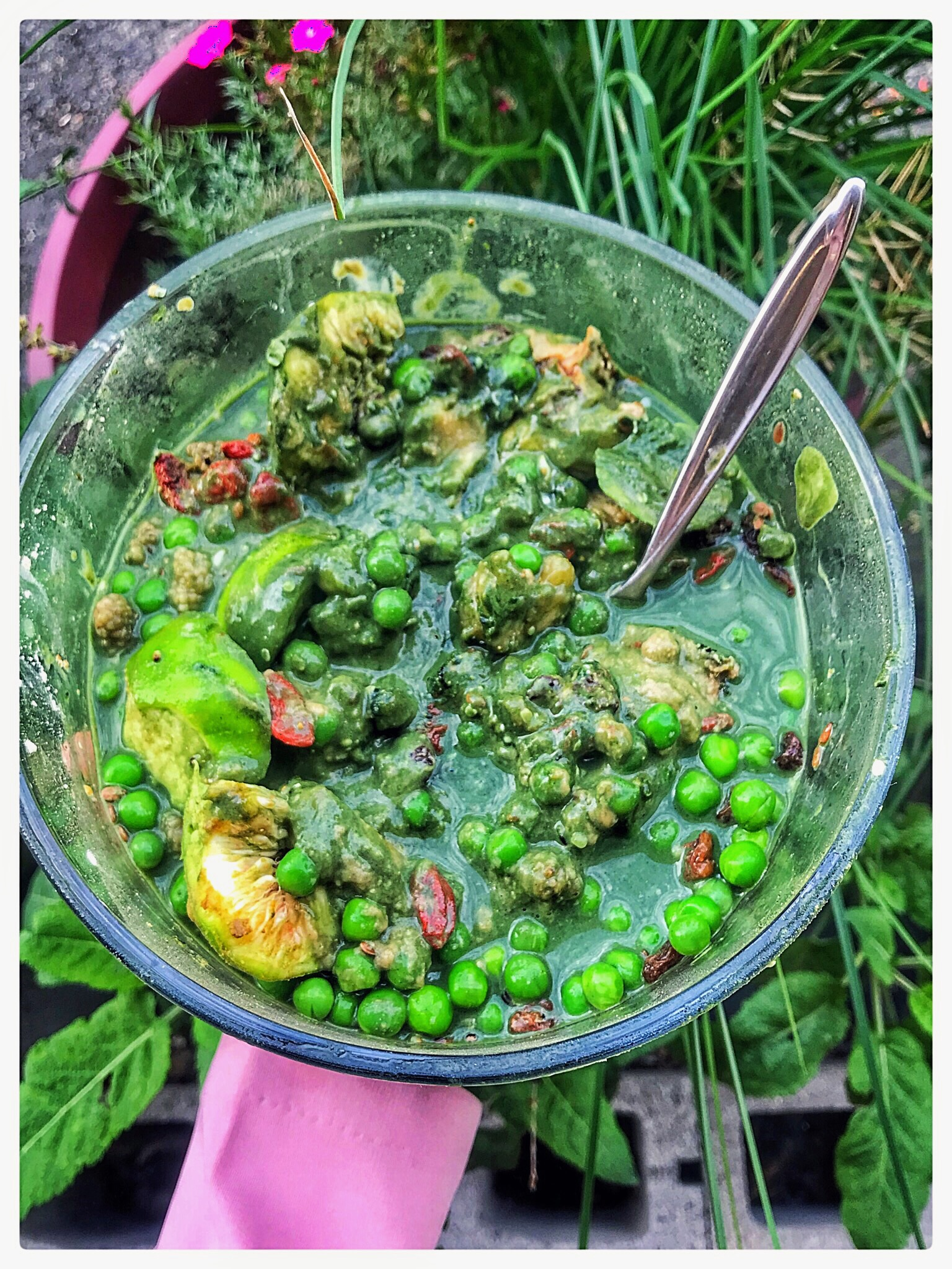 Green Monster Lunch: Portable and Satisfying!